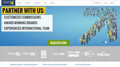 Affiliates United (WilliamHill affiliates)
